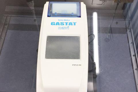 血液ガス分析器
