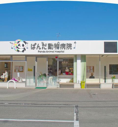 東大阪市ぱんだ動物病院