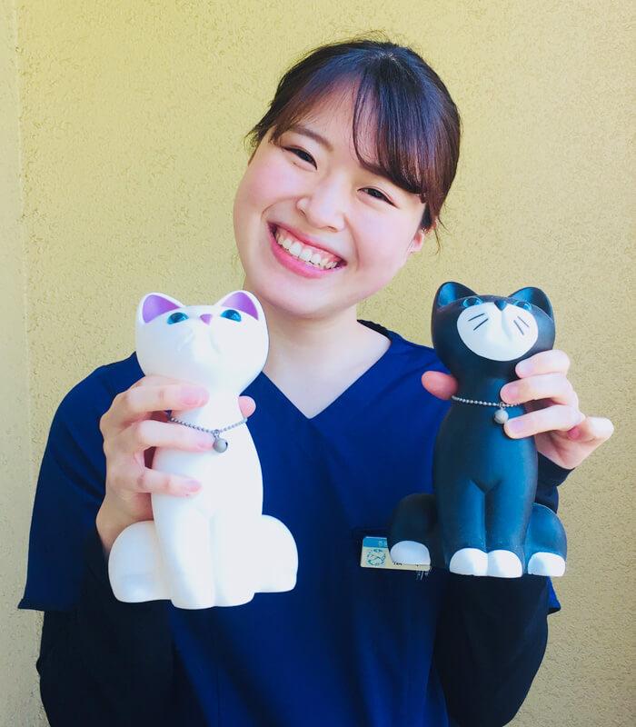 松本獣医師